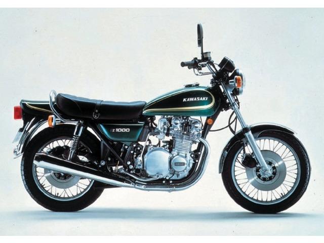 Z1000 (空冷)全年式・全型式