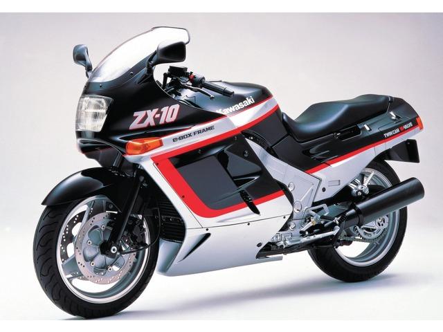 ZX-10全年式・全型式