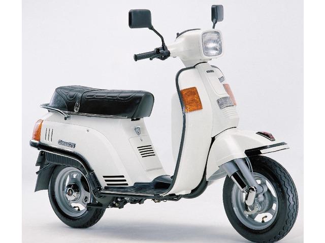 ジェンマ125全年式・全型式