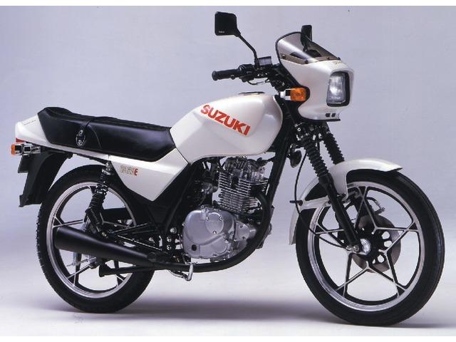 GS125全年式・全型式