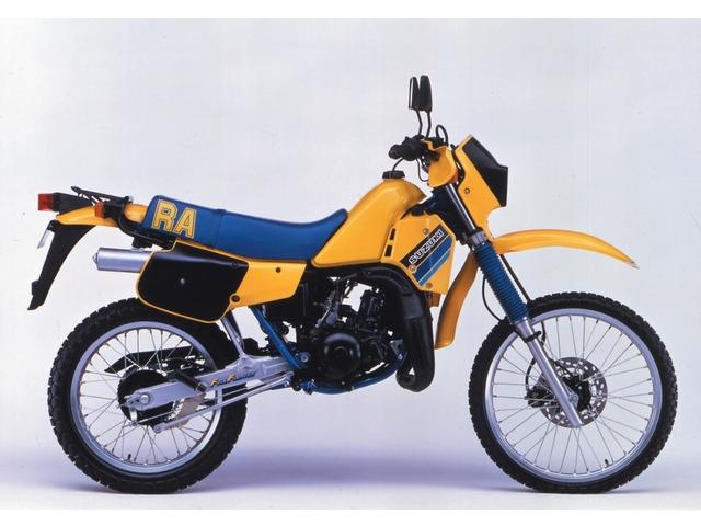 RA125全年式・全型式