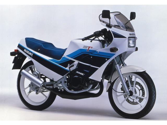 RG125ガンマ全年式・全型式