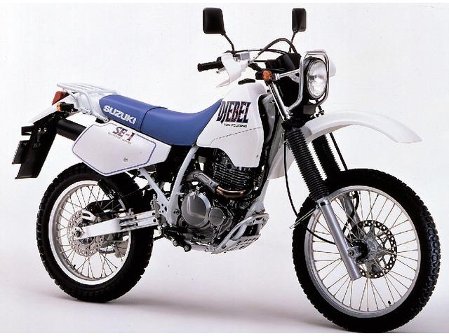 ジェベル250全年式・全型式