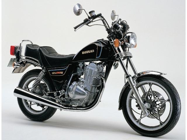 GN400E全年式・全型式