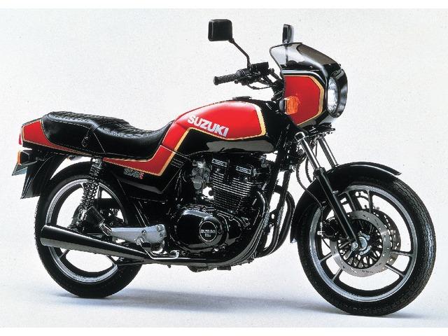 GSX400全年式・全型式