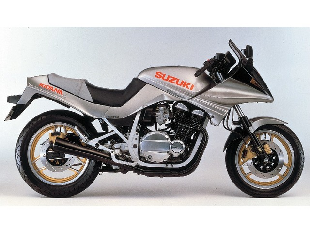 GSX750S カタナ全年式・全型式