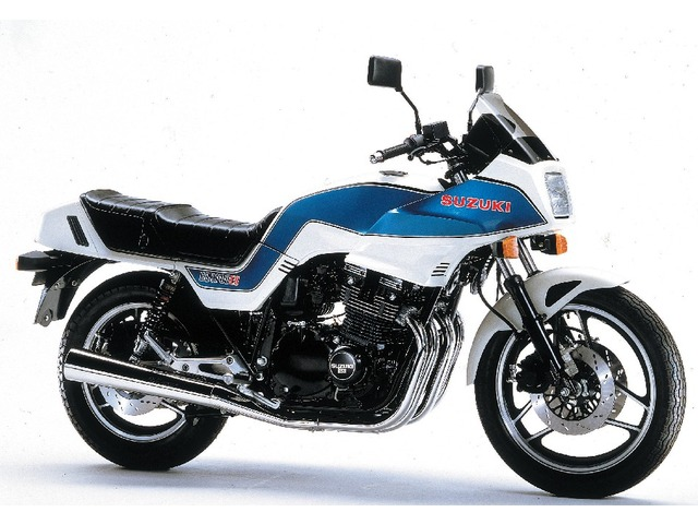 GSX1100E全年式・全型式