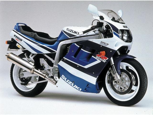 GSX-R1100全年式・全型式