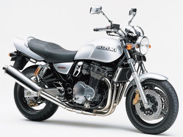 イナズマ1200(GSX1200FS)全年式・全型式