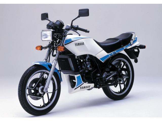 RZ125全年式・全型式