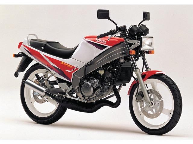 TZR125全年式・全型式
