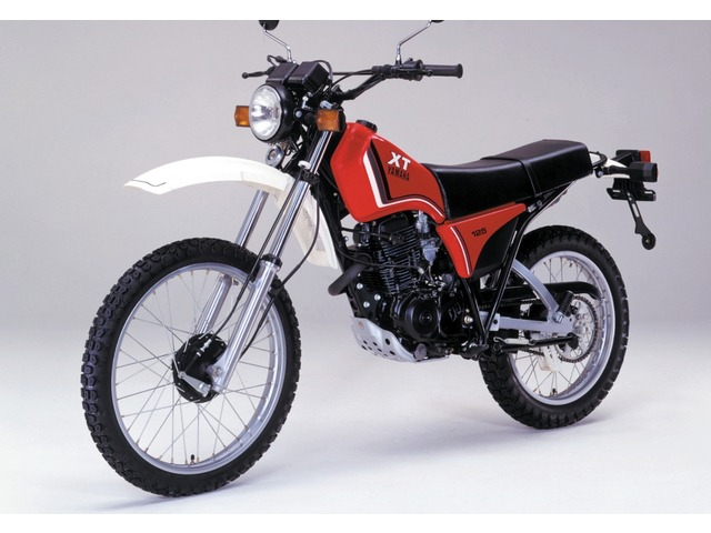 XT125全年式・全型式