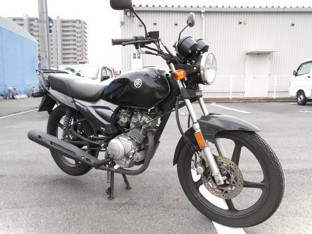 YB125全年式・全型式