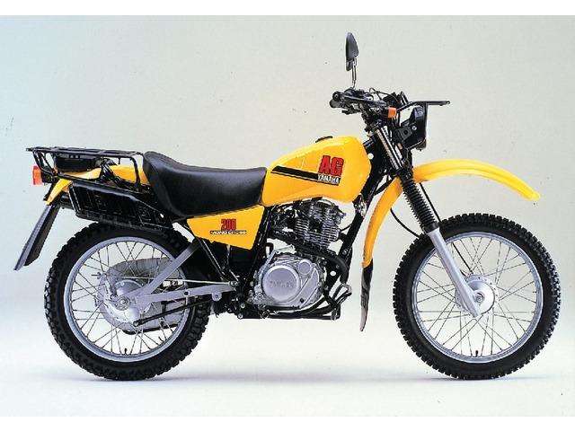 AG200全年式・全型式