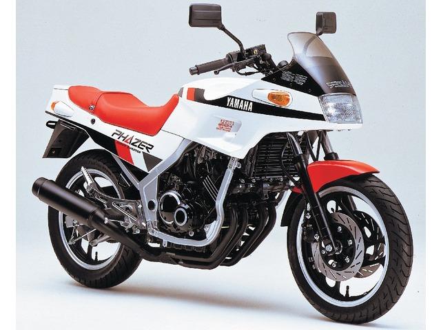 FZ250 フェーザー全年式・全型式