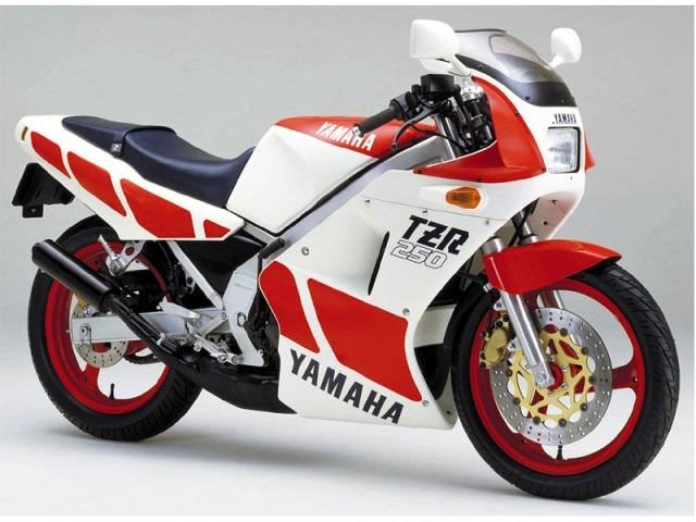 TZR250全年式・全型式