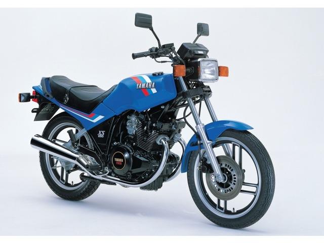 XS250全年式・全型式
