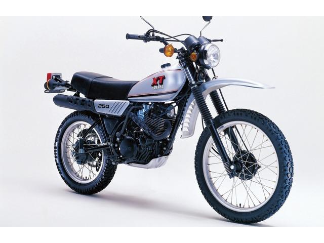 XT250全年式・全型式