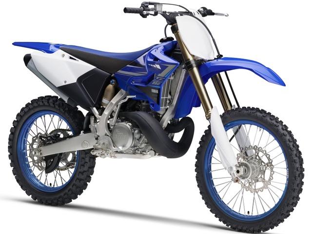 YZ250全年式・全型式