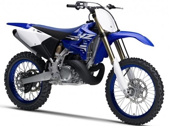 Zeta REAR Wheel Spacer BLUE Yamaha YZ YZ125 YZ250 02-18 Models