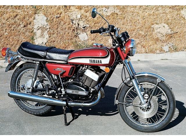 RD350全年式・全型式