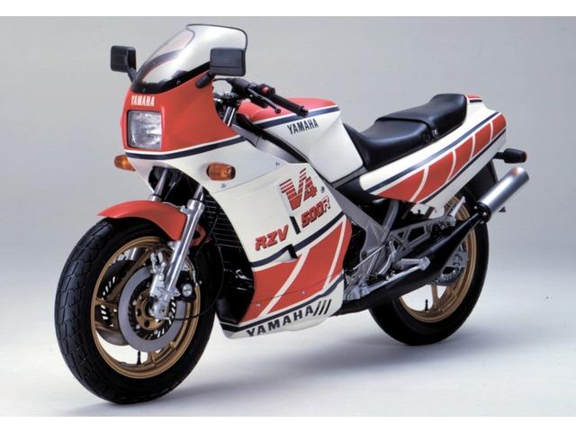 RZV500R全年式・全型式