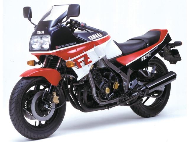 FZ750全年式・全型式