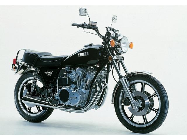 XS750全年式・全型式