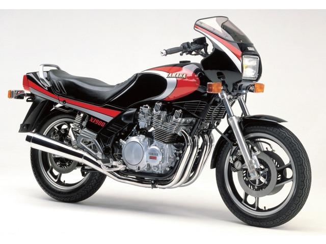 XJ900全年式・全型式