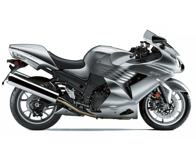 ZZR1400 (ZX-14)ZX1400CAF