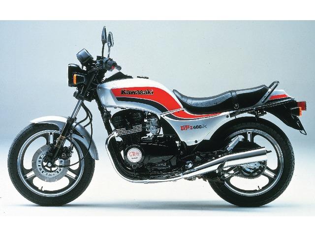GPz400F/F2全年式・全型式