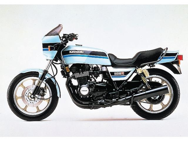 Z1100R全年式・全型式