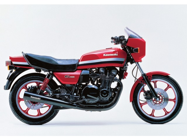 Z1100GP全年式・全型式