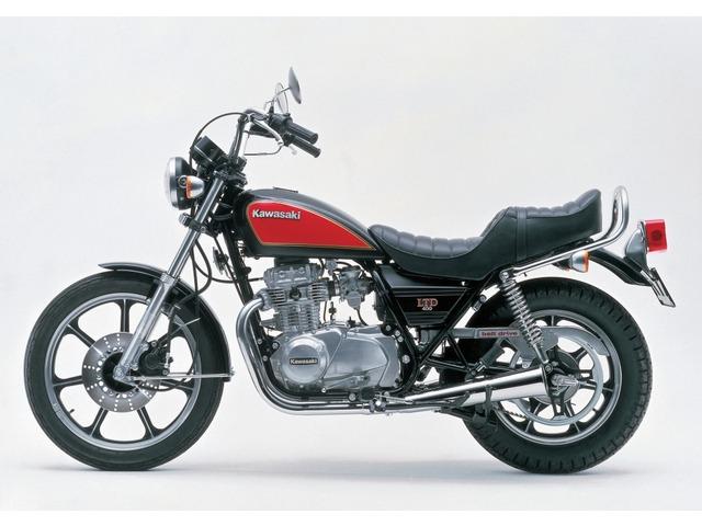 Z400LTD全年式・全型式