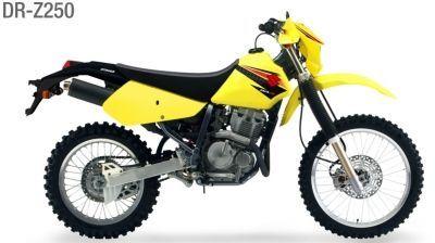DR-Z250