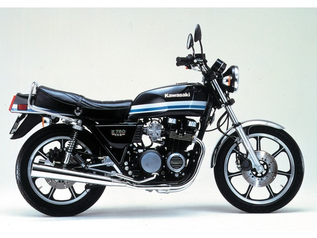 Z750FXII/III