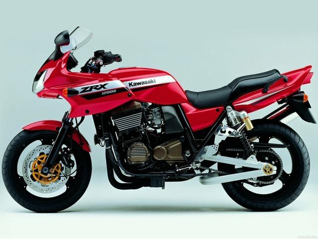 ZRX1200S全年式・全型式