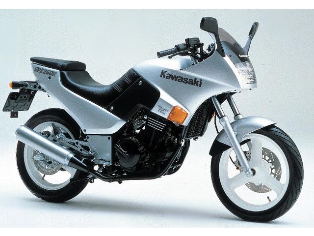 GPZ250R全年式・全型式