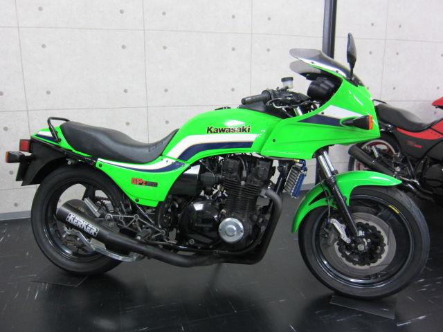 GPz1100全年式・全型式
