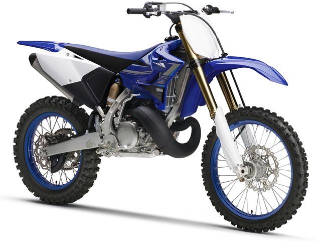 YZ250X全年式・全型式