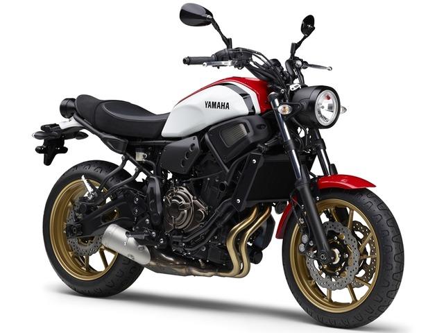 XSR700全年式・全型式