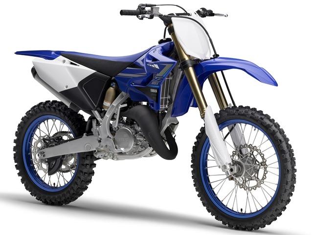 YZ125X全年式・全型式
