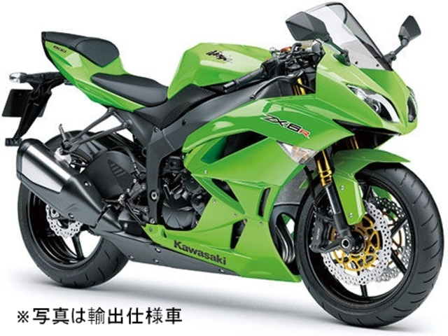 ZX-6R レース専用モデル全年式・全型式
