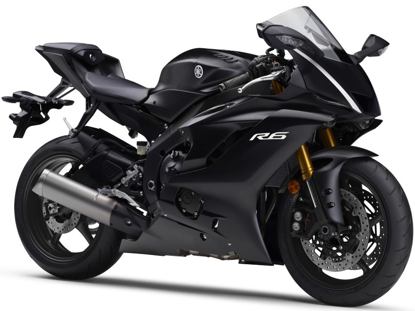 YAMAHA YZF-R6 Racing-Base Model