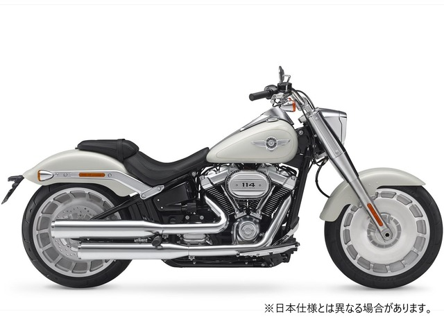 SOFTAIL FAT BOY114