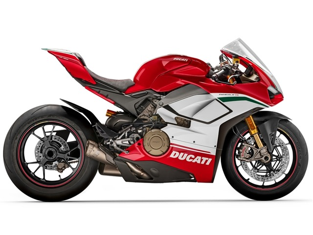 PANIGALE V4 SPECIALE全年式・全型式