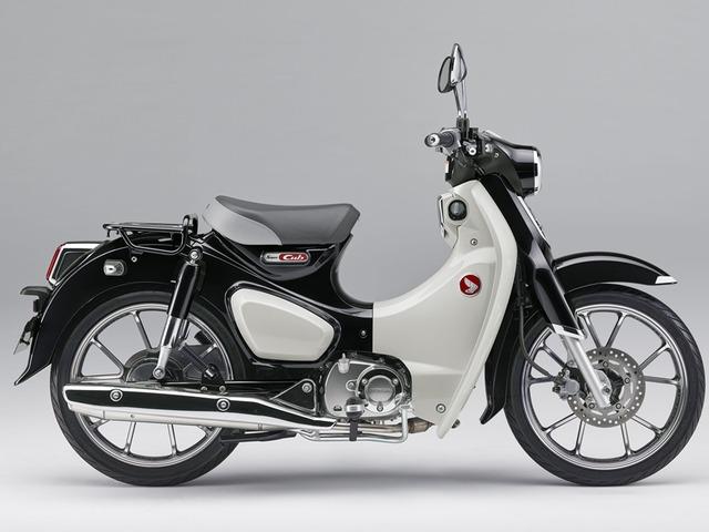 スーパーカブC125全年式・全型式