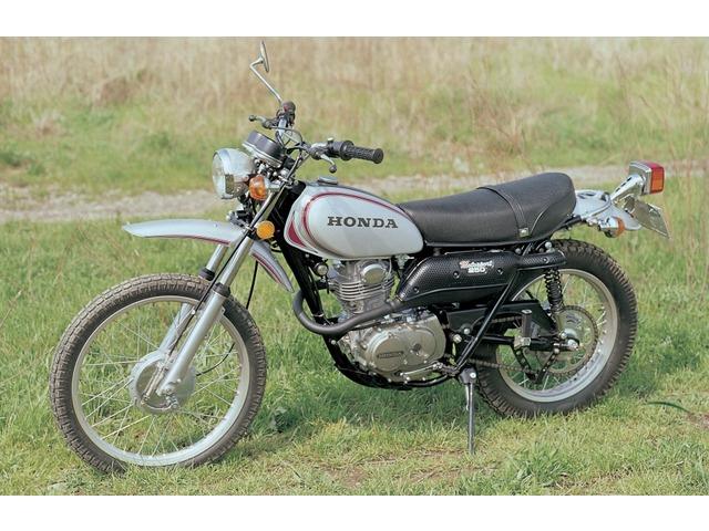 SL250全年式・全型式