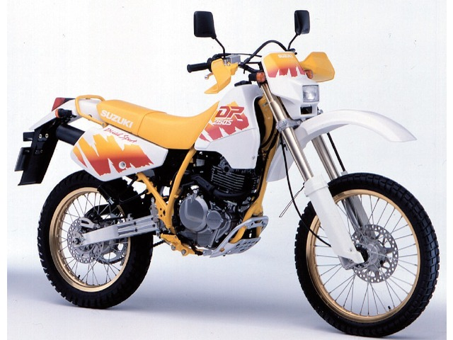 DR250S全年式・全型式