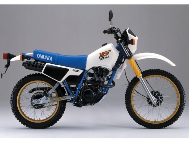 XT200全年式・全型式